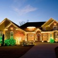 residential christmas decor