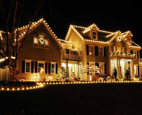 Custom Christmas Decorations & Christmas Decorations In St. Cloud MN | Valley Green Companies