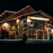 commercial christmas decor